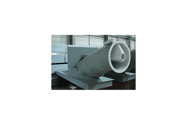 Water Jet Inlet Duct