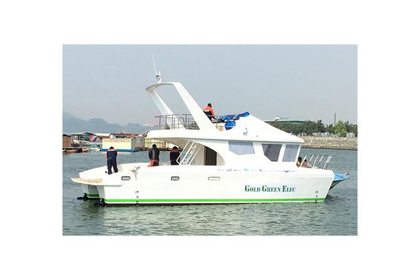 Electric Propulsion Leisure Boat