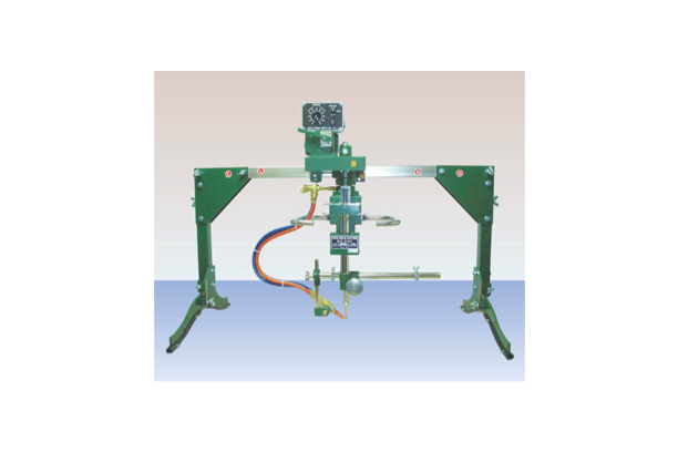 Automatic Gas Pipe Hole Cutting Machine