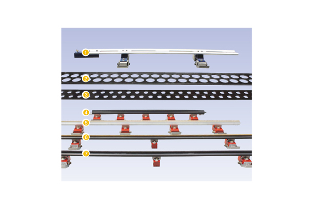 Welding & Cutting Rail