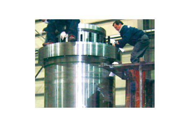 Main Cylinder