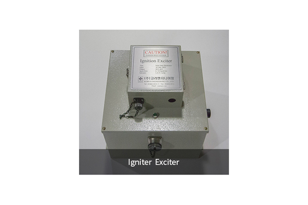 Igniter Exciter (Output voltage supply device)