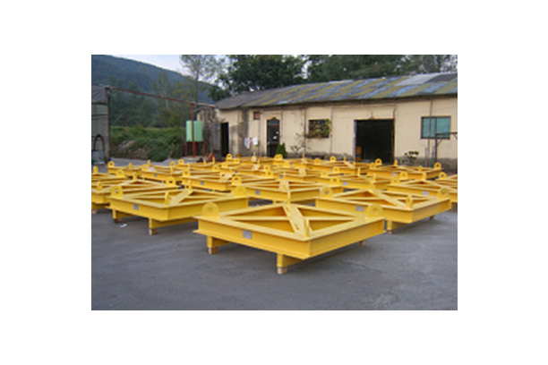 STEEL SKID FOR CYL COVER