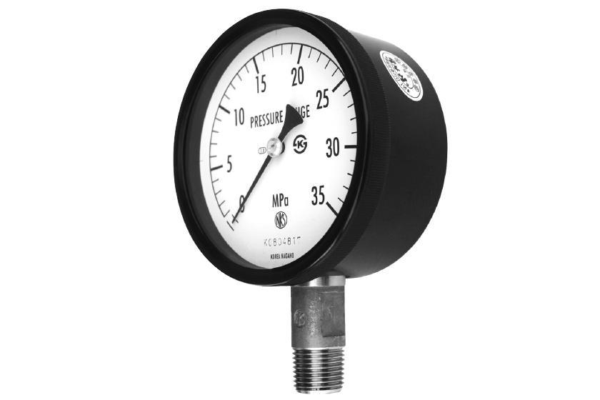 Process Industrial Pressure Gauge