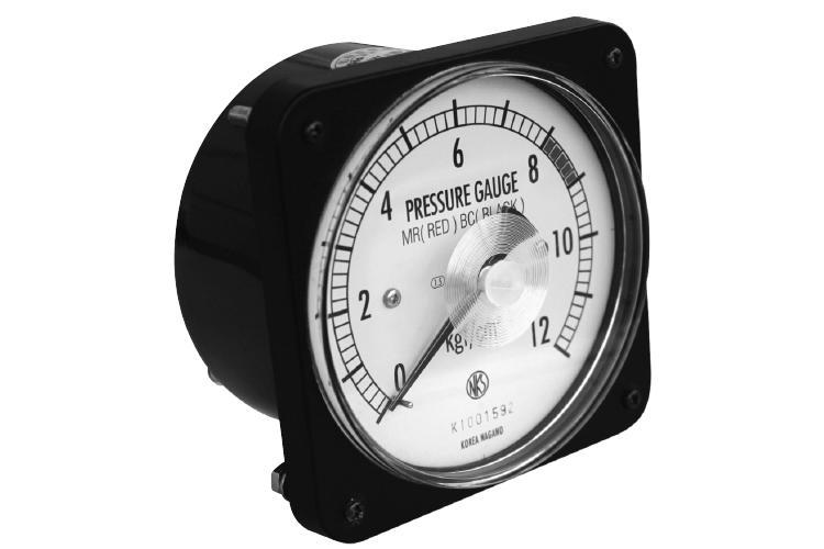 Duplex Type Pressure Gauge