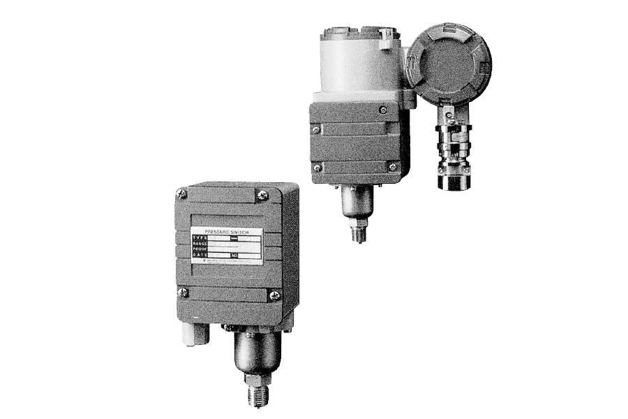 Pressure Switch / Explosion - Protected Construction Pressure Switch