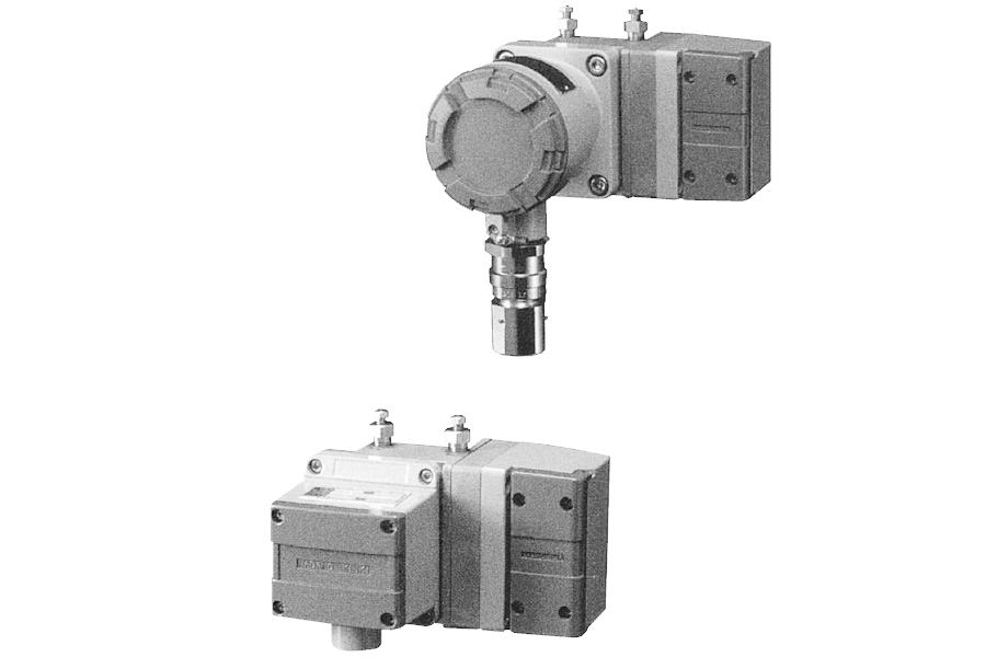 Differential Pressure Switch / Explosion - Protected Construction Differential Pressure Switch