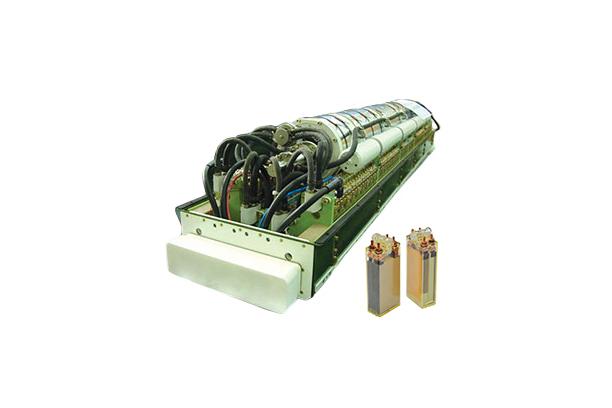 Combat battery for heavyweight torpedo (White Shark)