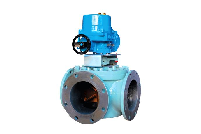 Electric Motor Type (Rotary Valve)