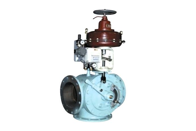 Pneumatic Diaphragm Type (Rotary Valve)