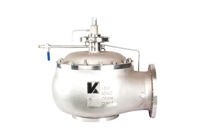 Cryogenic Safety Relief Valve