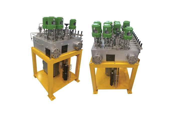 Gas Valve Train (GVT)