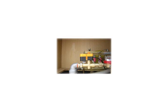 세대용 난방용 온도조절기 교체공사