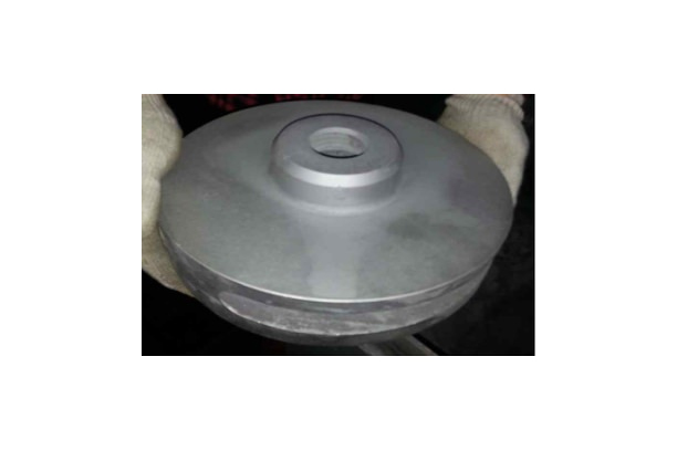 EROSION PROTECTION OF PUMP IMPELLERS