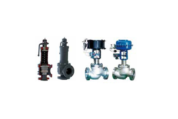 SAFETY & CONTROL VALVE (FORGED VALVE)