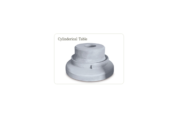 Cylinderical Table