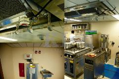 Galley Fire Fighting System