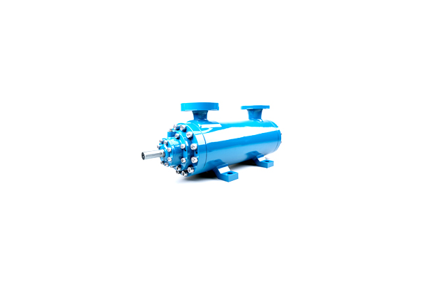 THREE SCREW PUMPS
