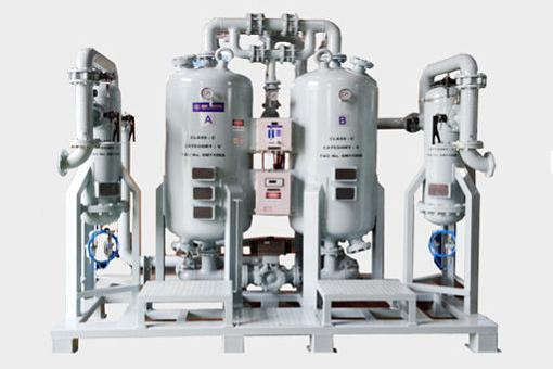 Marine Desiccant(Heatless) Type Air Dryer