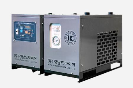 Industrial Refrigerated Type Air Dryer