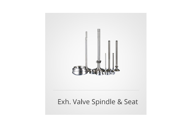 Exh. Valve Spindle & Seat