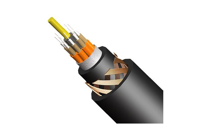 Vessels-Drillship Optical Cables