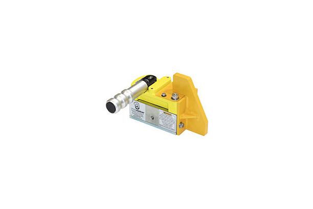 소부재 및 중량물 안착 가이드 (중량물 안착 가이드)