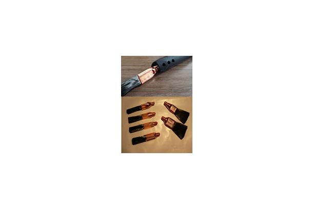 용접 클리너 부품 및 소모품 (카본 화이버 전도성 브러쉬)