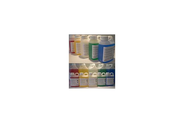 용접 클리너 부품 및 소모품 (전도성 용액 : 작업 종류에 따른 다양한 솔루션)