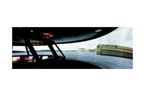 SHS (Ship Handling Simulator)