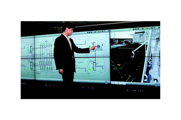 LCHS (Liquid Cargo Handling Simulator)