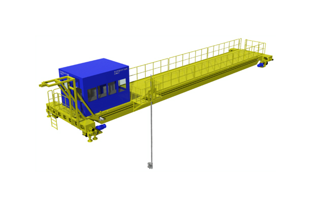 Design for Towing Carriage and Rail System