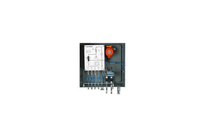 Vapour Emission & Control System