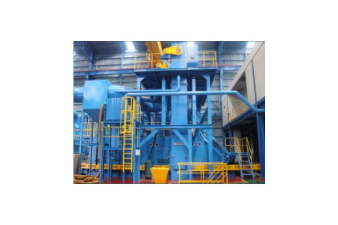 Steel Plate Pretreatment Equipment