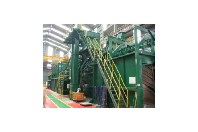 Pipe Descaling Machine
