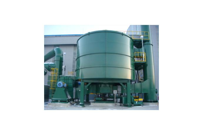 R.T.O (Regenerative Thermal Oxidizer)
