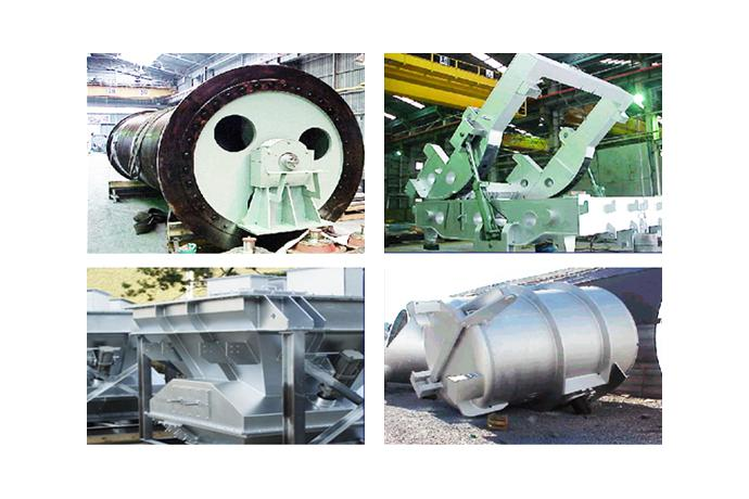 Steel Manufacturing Equipment