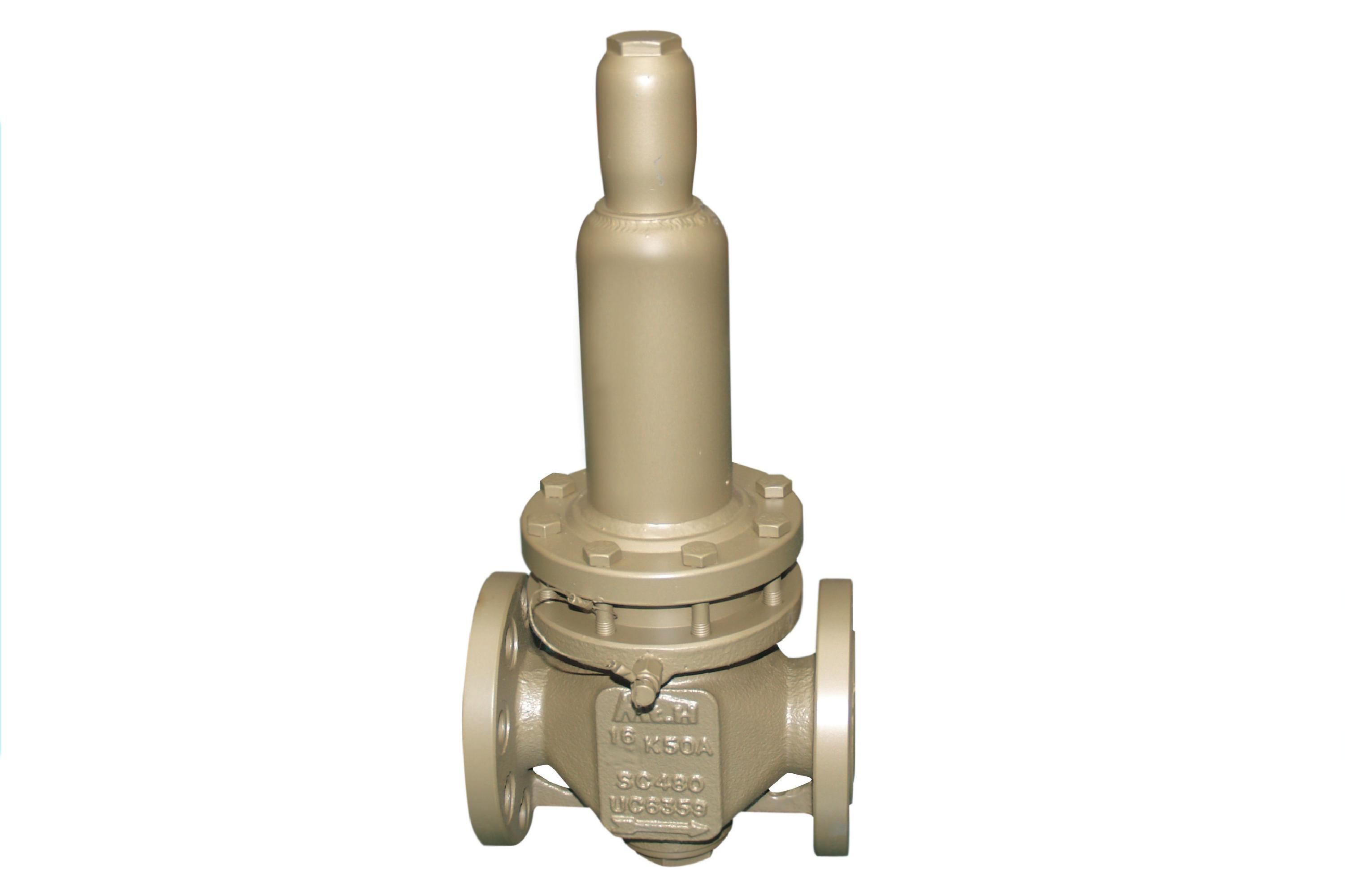 Pressure Regulating & Reducing Valve
