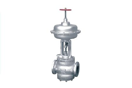 Pneumatic Diaphragm Type Control Valve
