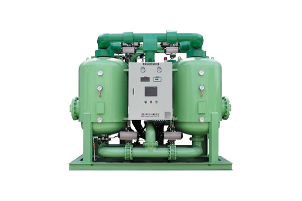Compressed Air Heater Non Purge Type - CHNP Series