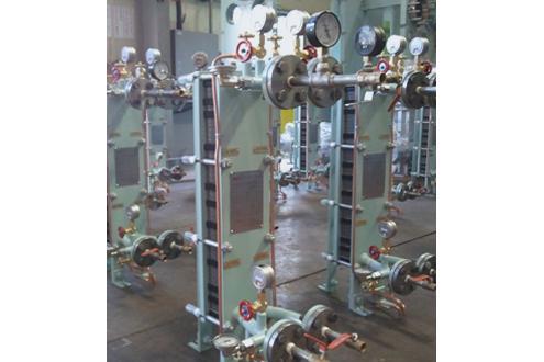 Plate type heat Exchanger