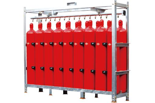 CO2 System – High Pressure