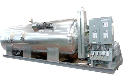 CO2 System – Low Pressure