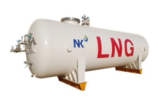 Fuel LNG Tank