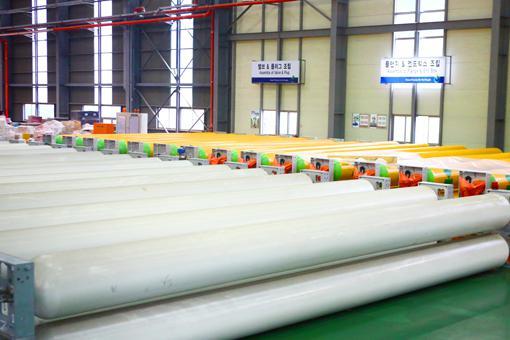 Jumbo Cylinder Retest
