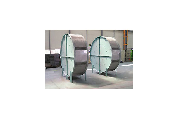 Fan & Fan Room Silencers / Duct Silencer (Ship & Marine Silencers)