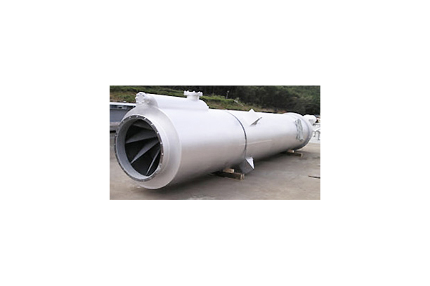 EGP(Exhaust Gas Pipe) Silencer (Ship & Marine Silencers)