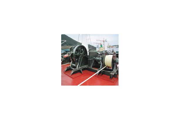 Windlass & Mooring Winch