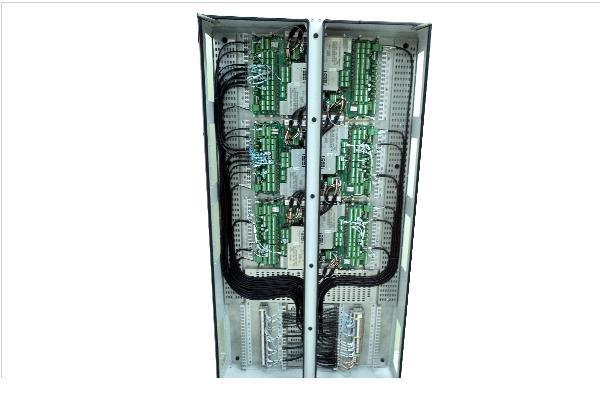 Engine Control Cabinet (ECC)