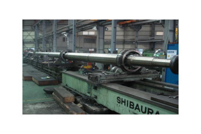 산업기계 사업